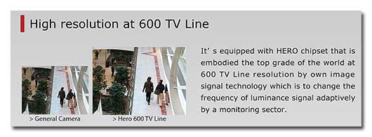Eyemax cctv IT 6135V HERO STORM feature1