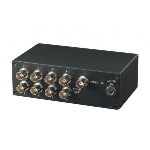 1 Input 8 Output Video Distributor