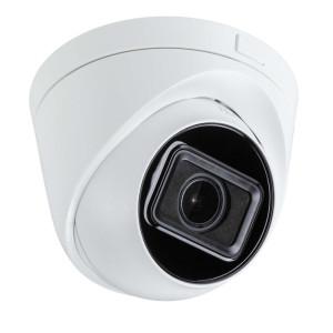 Eyemax MAGIC G Series 4132V 4MP Network IP, In/Outdoor IR Turret Camera, 2.8-12mm Motorized Lens 12V DC