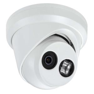 Eyemax Magic series NIU G8032 8MP 4K UHD Outdoor IR IP Network Turret Camera, IP67, Metal Body 4mm or 2.8mm 12V DC POE