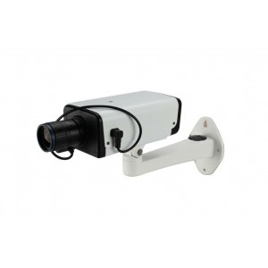 4MP Wireless ip box type cctv camera Supports SD Onvif
