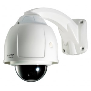 CNB Vandal Outdoor High Speed PTZ Camera 270X Zoom, 27x Optical , 10x Digital True Day and night ICR