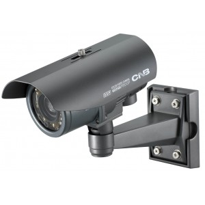 CNB Long Range IR Bullet CCTV Camera BE4810NCR 550TVL 7.5-50mm, ICR, Built-in Fan & Heater 12V DC