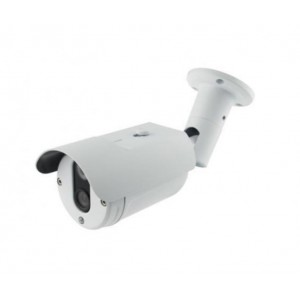 HD-TVI CCTV Outdoor Bullet Matrix IR Camera, HD 2.4MP 1080P Image WDR 3.6mm