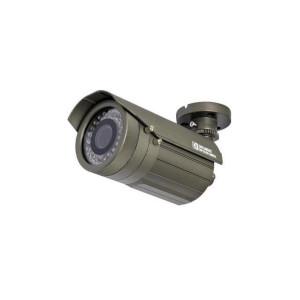 Eyemax In/Outdoor Night Vision Bullet Camera 550TVL High Resolution 4-9mm Vari focal Lens, 12V DC