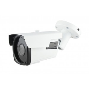 EX SDI, HD SDI Digital HD 2.4MP Long range Bullet IR Camera 2.8-12mm Dual Video Outputs