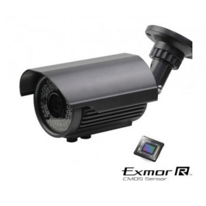 1000TVL 720P Bullet IR Sony 1.3 Mega Pixel 2.8-12mm ATR UTC OSD 3D DNR 42Leds optional Dual Power