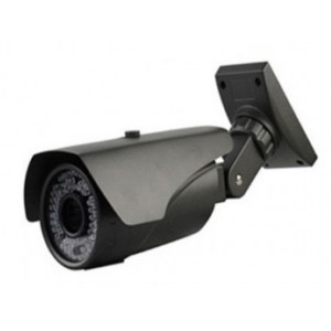X Series HD 2.4MP Bullet IR Camera 2.8-12mm Dual Video Outputs IR upto 130FT