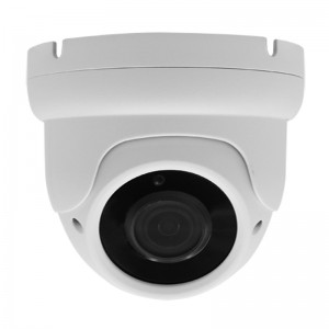 X Series HD 2.4MP Eyeball Vari-focal Turret Camera 2.8-12mm Dual Video Outputs ( Optional Zoom Lens )