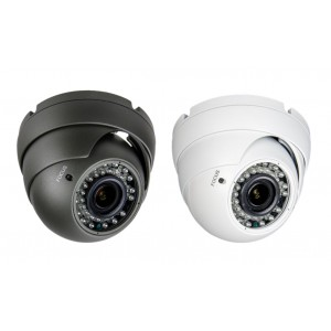 HD TVI 1080P Camera 2.4MP HD TVI, HD AHD, Dual HD Outputs OSD DWDR UTC 2.8-12mm