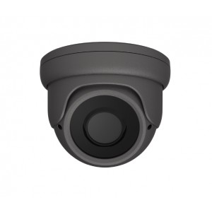 5MP HD TVI In/Outdoor Eyeball Night Vision camera 5x Auto Fucus Control by UTC 2.7-13.5mm Grey Color
