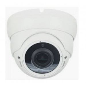 X Series HD 2.4MP Eyeball Vari Focal Turret Camera 2.8-12mm Dual Video Outputs (Supports All video Signal)