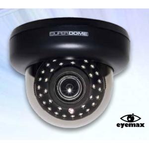 Eyemax ID-6135V Hero Chipset Super Dome IR 650TVL WDR Color Camera Dual Power Optional