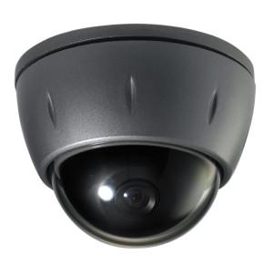 CNB V5710N Mini Size High Resolution 480TVL Vandal Dome Camera 12V DC