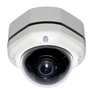 Eyemax Hammer Series Vandal Dome HD-TVI Camera THM-202 1080P, 3.6mm 12V DC