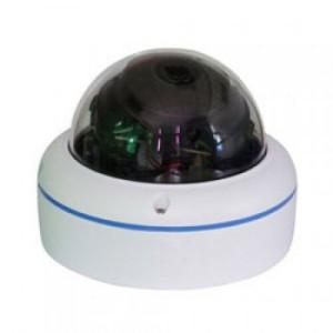 700TVL Compact Size Vandal Proof Dome Camera 2.8-12mm ATR OSD