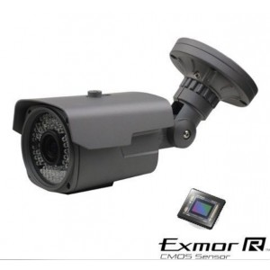 4MP EX SDI Digital HD Long range Bullet IR Camera 2.8-12mm Dual Video Outputs