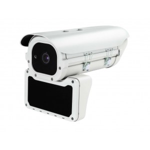 Eyemax P2334VE 1080P All-in-One Outdoor License Plate Capture IR Camera, High Speed Capture up to 65mph, 5-50mm