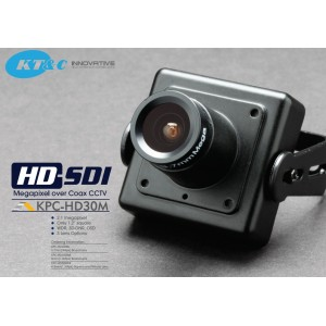 KTnC KPC-HD30M HD-SDI square camera 2.1 Megapixel Full HD 1080p Image