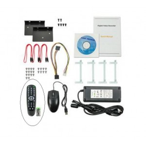 Remote Controller for 16ch, 32ch Eyemax Magic Series, Ultima series, MNS Series, Prestige Series, PVT Series