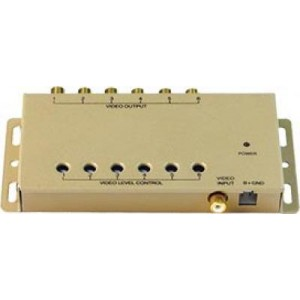 1 in 6 out Video Amplifier