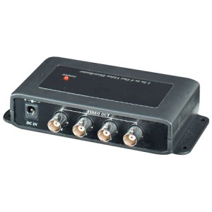 1 Input 4 Output Video Distributor
