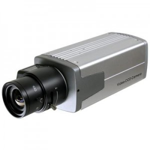 380TVL Standard Box Camera with Day and Night Dual Power CO TP 3924DN