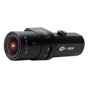 KTnC KPC-EW650 960H 750TVL Mini Box Camera Effio-P Super WDR 0.000001 Lux (DSS: x256)