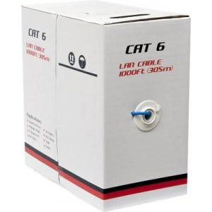 Cat6E CMR standard Data Cable 23 AWG