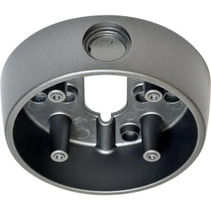 Eyeball Turret Type Camera J-box Metal Mount - Small