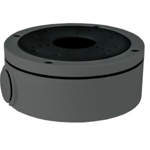 Universal Outdoor Deep Base Junction Box for CCTV Cameras 138x54mm