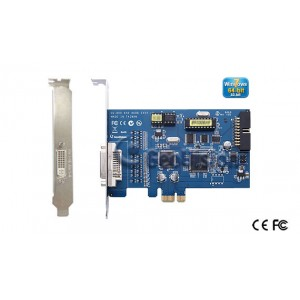 8CH GV 600B CCTV DVR Capture Board Supports Windows 10