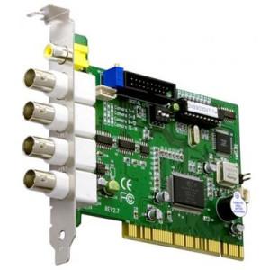 Eyemax DVB-9030 DVR card 30/30fps 4ch Video 1ch Audio, Support Iphone