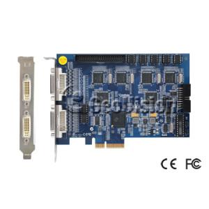 16CH GV 1120B CCTV DVR Capture Board Live DSP Supports Windows 10