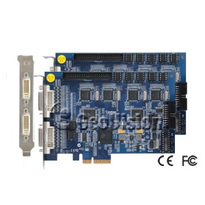 32CH GV 1120B CCTV DVR Capture Board Live DSP Supports Windows 10