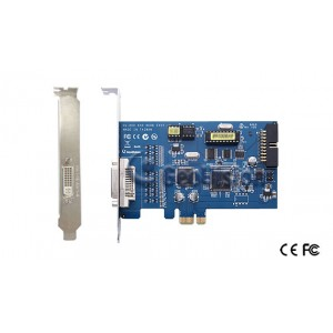 4CH GV 600B CCTV DVR Capture Board Supports Windows 10