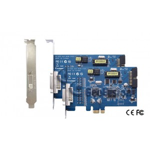 32CH GV 800B CCTV DVR Capture Board Supports Windows 10
