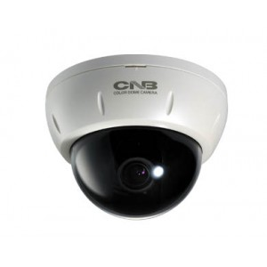 CNB DBB-24VF Dome Camera 580 TVL, Blue-i DSP WDR ICR 3-DNR DSS Dual Power