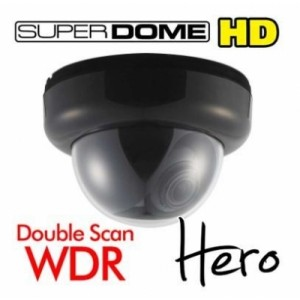 Eyemax DO-622FV Superdome 600 TVL Dome Camera 2.8~12mm Lens WDR SENS-UP ICR