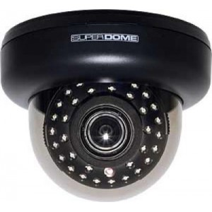 Eyemax ID-6035V Super Dome IR 620TVL 2.8-12MM Dual Power Optional