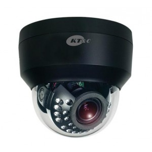 High Performance 960H 750TVL Indoor Night Vision Dome Camera OSD Dual Power ICR 2.8-12mm