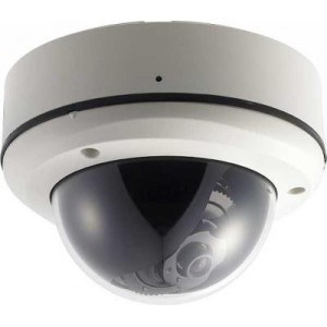 Eyemax DT 612V STORM Vandal Dome Camera: 650 TVL, 3D DNR, 2.8~12mm, OSD Dual Power Optional