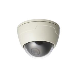 KTnC KPC-D570NHB Mini Vandal Dome Camera 550TVL 3.6mm Lens DC 12V Flush or Surface Type