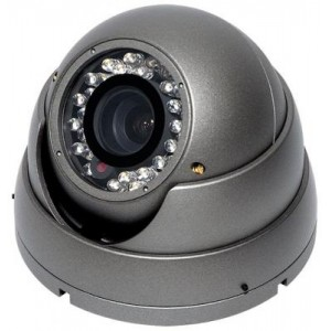 Eyemax Eyeball 380TVL 75FT 32IR 4~9mm Vandal Dome IR Color Camera IB-2732MV