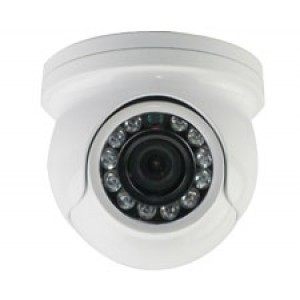 X Series HD 2.4MP Mini Vandal IR Camera