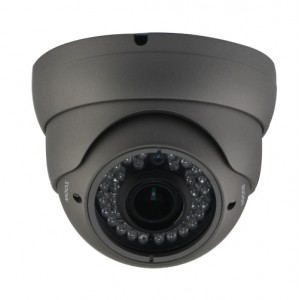 1080P Megapixel HD Vandal IR Network IP Camera 3G Support 36Leds 8mm Fixed