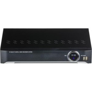 HD EX-SDI 3R Hybrid DVR system, 8ch 1080p video and record, auto-detect Analog and EX -SDI, IP