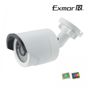 HD-SDI, EX-SDI Outdoor Bullet IR night vision camera: 2.4 MP Digital HD 1080p, 3.6mm OSD Dual Video