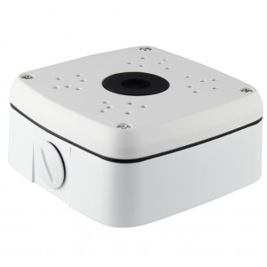 Universal Outdoor Deep Base Junction Box for CCTV Cameras 135x135x58mm
