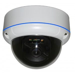 BlueCCTV HD-SDI Outdoor Vandal Dome Camera 2.8-12mm 1080P